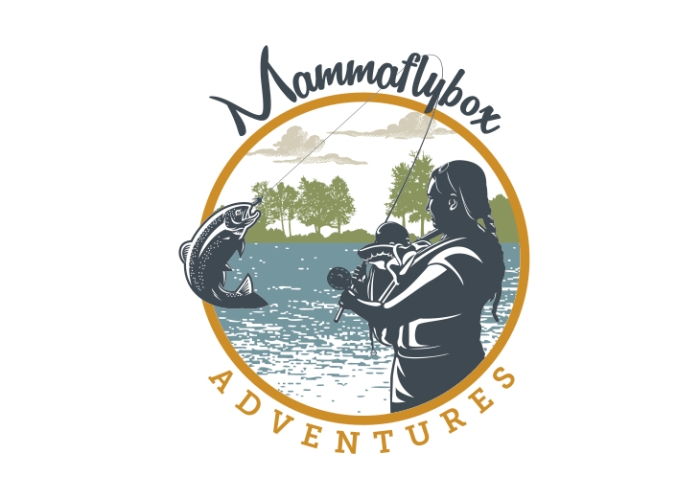 Mammaflybox Adventures Logo