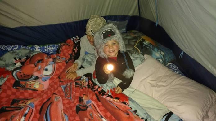 Tent Troll